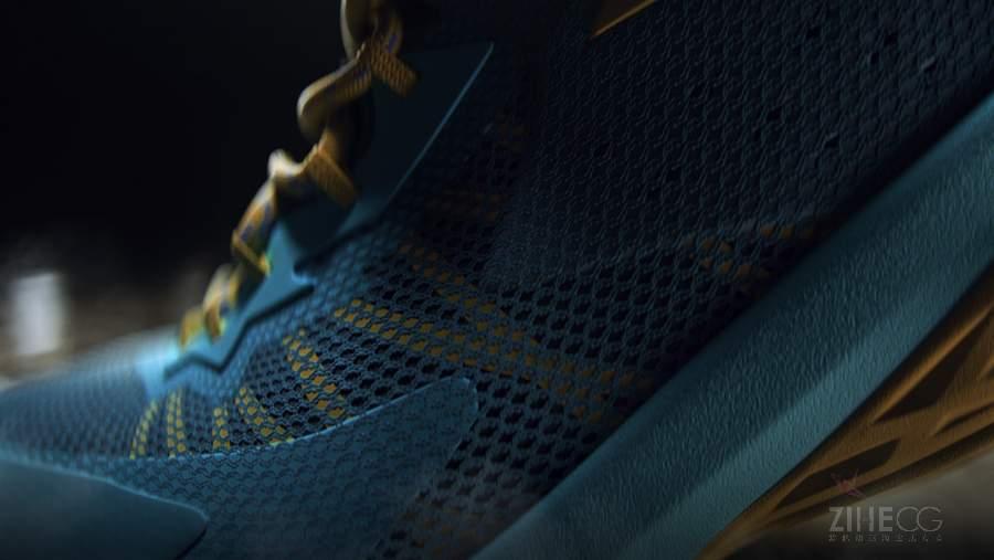 安踏运动鞋电视广告