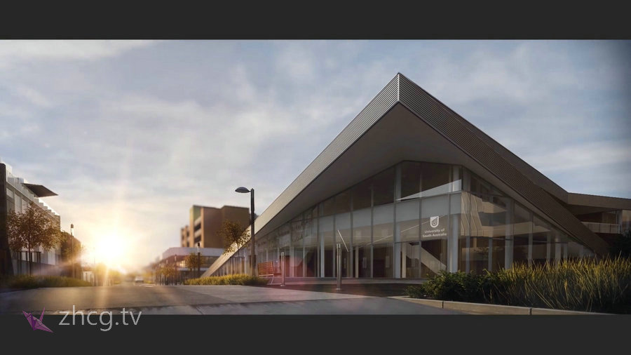 Brick Visual国际化的高端建筑可视化公司