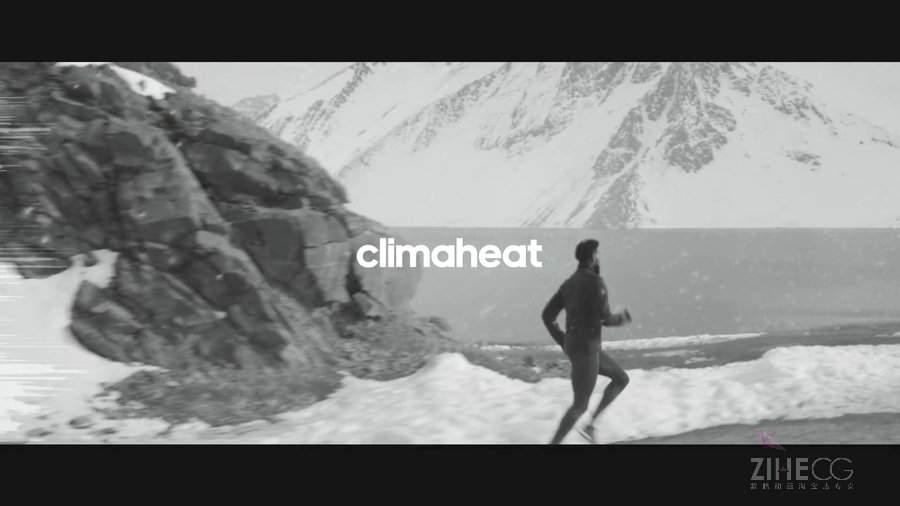阿迪达斯傲闯寒冬无惧严寒adidas climaheat炽风系列最新广告片