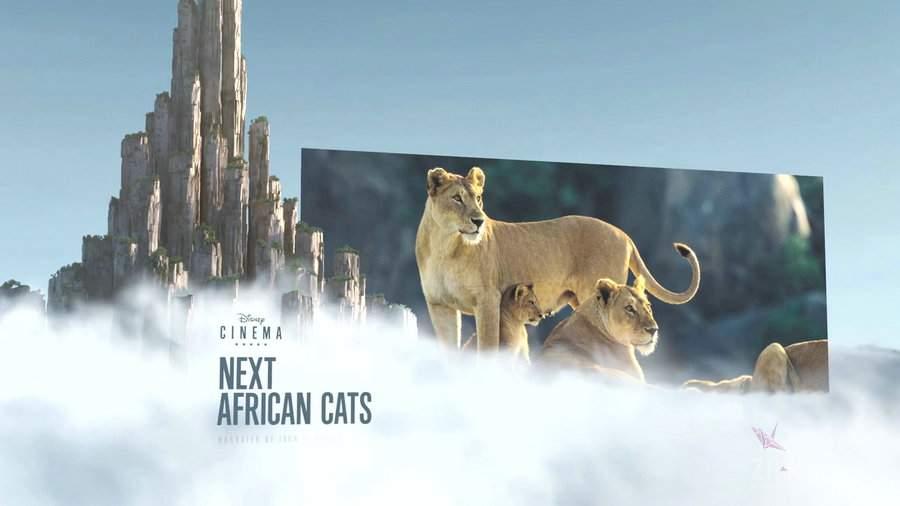 概念质感城堡演绎《迪斯尼电影频道》包装参考片DISNEY CINEMA Channel 免费下载