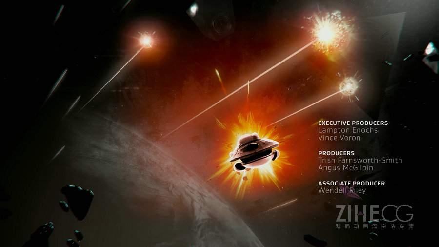 "Moonbot Studios出品Dolby ""Escape""―逃离"