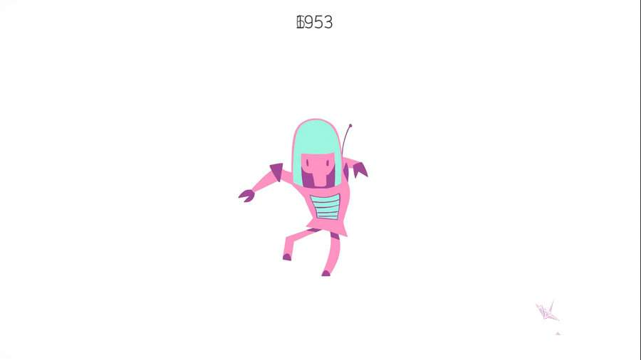"""电影中的机器人都是什么样,这断二维动画告诉你!BRAINBOT""""E-BOT LUTION"""""""