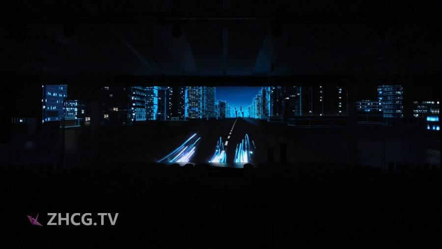 Opening show Mercedes-Benz 2017 奔驰汽车发布会 Evento AV MB