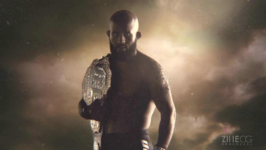 """福克斯体育频道""""终极战士""""Fox Sports 'The Ultimate Fighter'"""