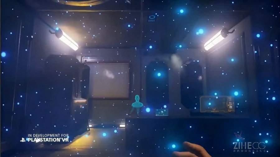 VR虚拟现实游戏宣传视频合集Oculus & PS VR  HTC Vive