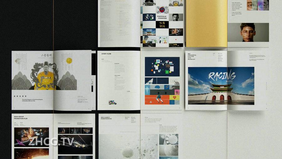 韩国首尔设计Studio WOOT创意 2017年作品集Showreel
