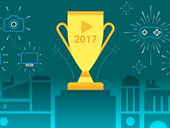 Google play 2017年度精选 手机APP 手游 宣传片 Bes