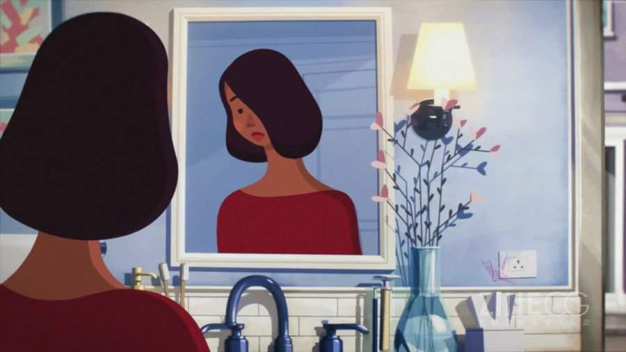 迪反对家庭暴力保护女性 MV剪纸动画 Frances - 'Grow