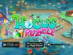 国外手游宣传视频以及幕后制作 HocusPuzzle Trailer