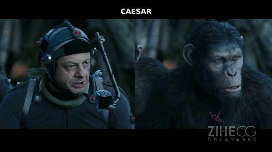 好莱坞惊艳的特效对比Amazing Before & After Hollywood VFX