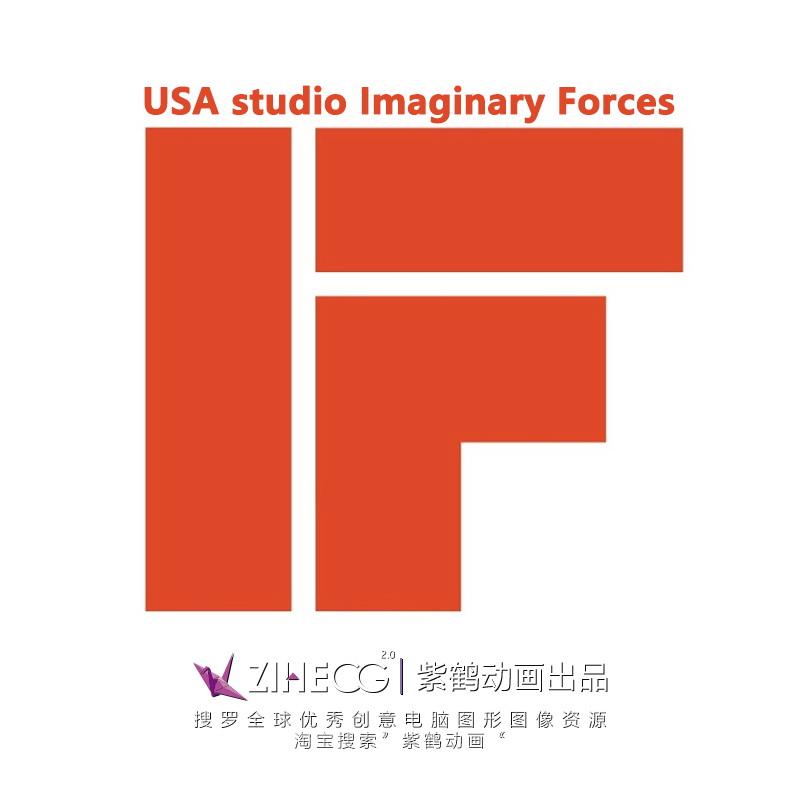 美国虚拟的力量工作室作品集 USA studio Imaginary Forces showreel