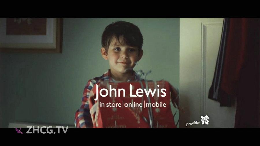 圣诞礼物 John Lewis 圣诞广告 2007-2017