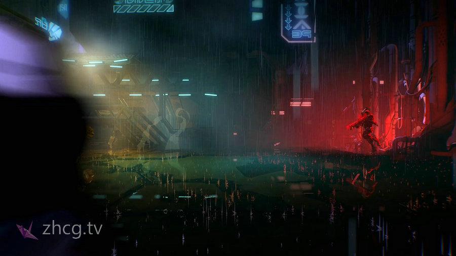英雄联盟Axis Animation Adds Style to League of Legends: Hunt