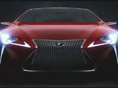 雷克萨斯汽车 Lexus LC 500 视频TVC