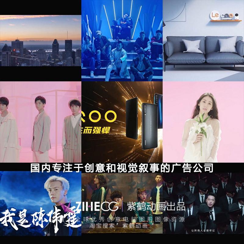 国内专注于创意和视觉叙事的广告公司擅长 MTV 数码 综艺节目