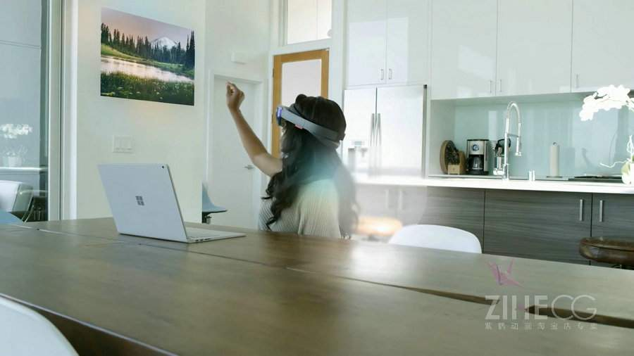 微软二连发全新系统UI Fluent Design System与vr虚拟现实设备