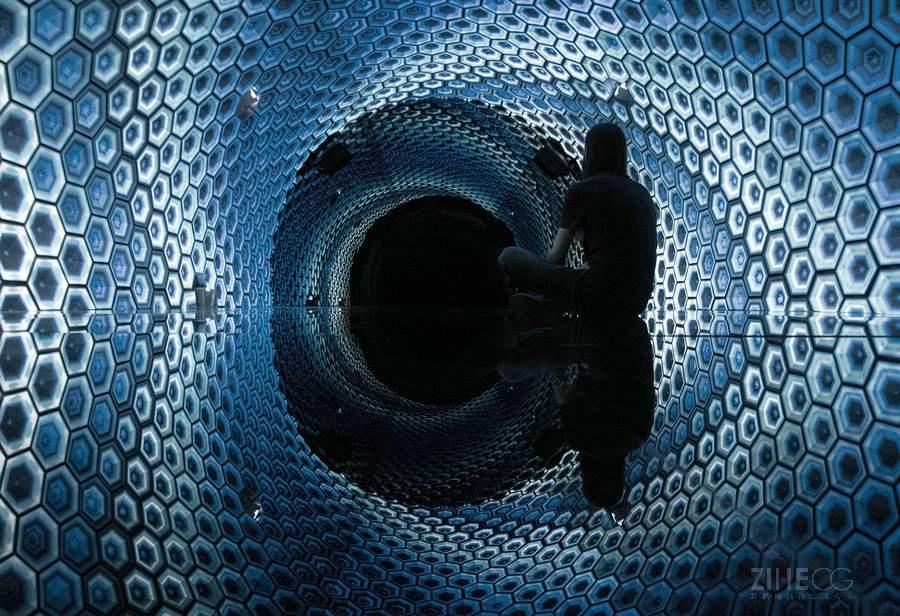 韩国汉城博物馆展览展项―我的鲸鱼