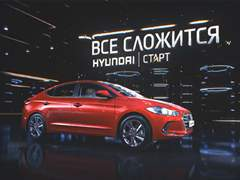 新现代汽车最新TVC New Hyundai Elantra from Vital