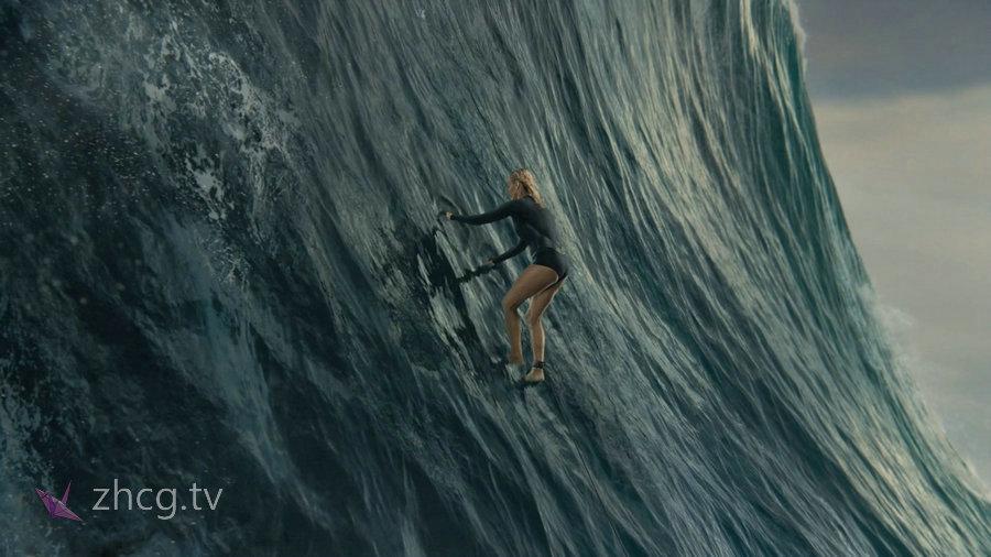 这也许是你见过的最酷的化妆品广告No7 'The Wave'
