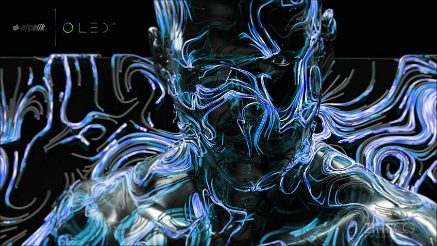 高清OLED电视宣传视频OLED TV Cinematic Experience Commercial