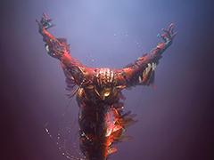 一个超现实的和实验性的艺术作品―Plume 羽