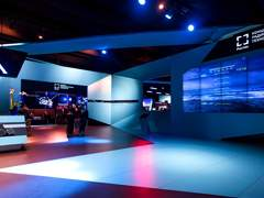 "无线电电子技术展览展示Pavilion "" Radioelectroni"