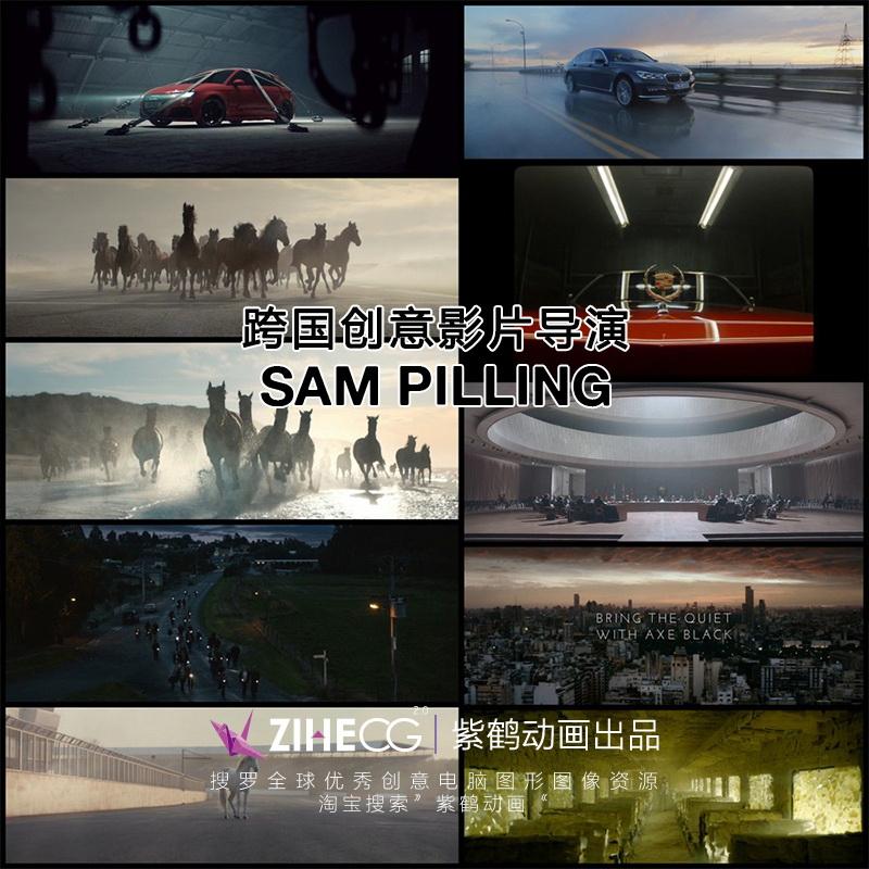创意影片跨国导演SAM PILLING 作品集