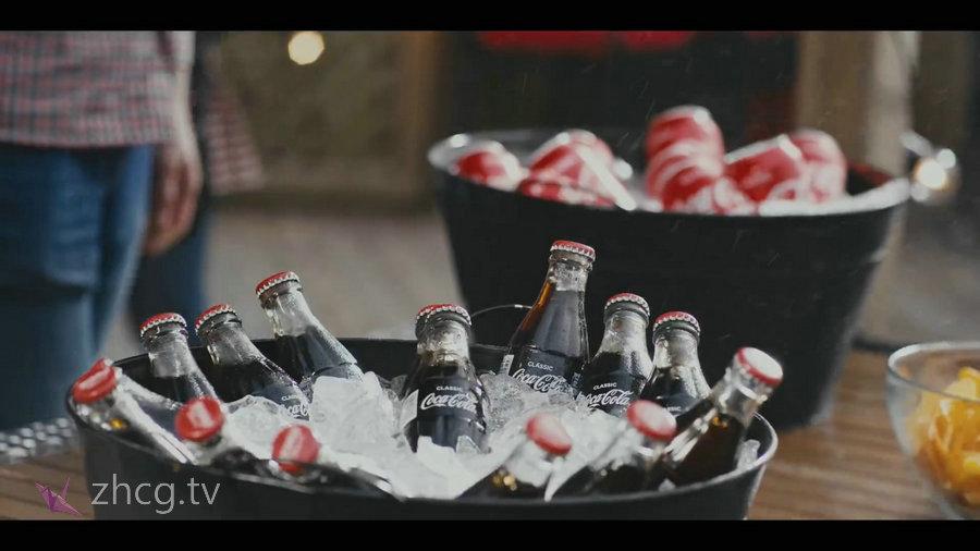 冰岛门将哈尔多松导演作品SAMAN meo Coca-Cola