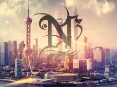 N3作品集-炫酷高科技《上海新闻频道》栏目包装参考