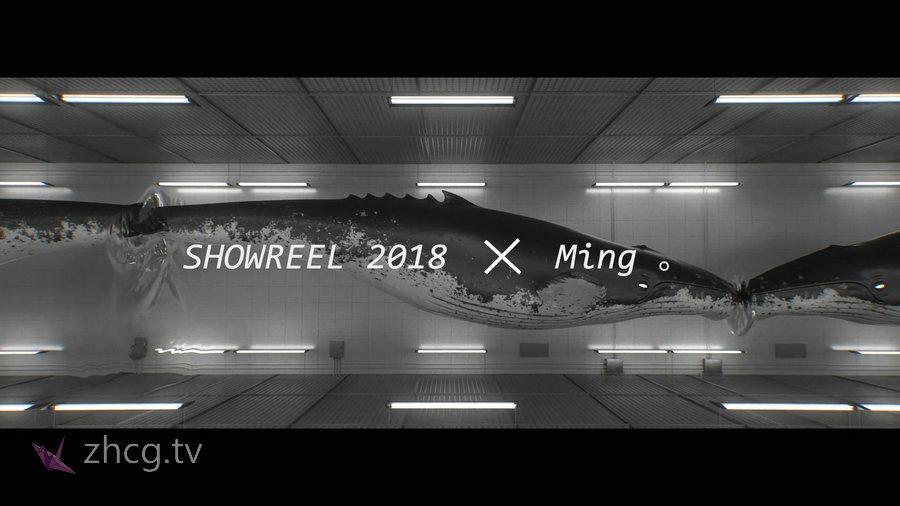 VFX shorts and demo 3D CG Showreel 2018 作品集