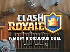 部落冲突之皇室战争游戏电视广告Clash Royale- Them