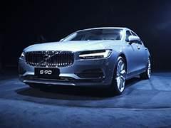 沃尔沃Volvo S90 China Launch 鸟巢发布会