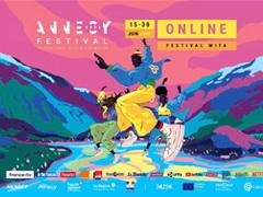 昂西国际动画节 Annecy 2020 -官方评选作品集