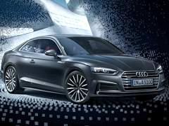 奥迪汽车一本宣传册的制作过程Audi A5 and S5 Coup
