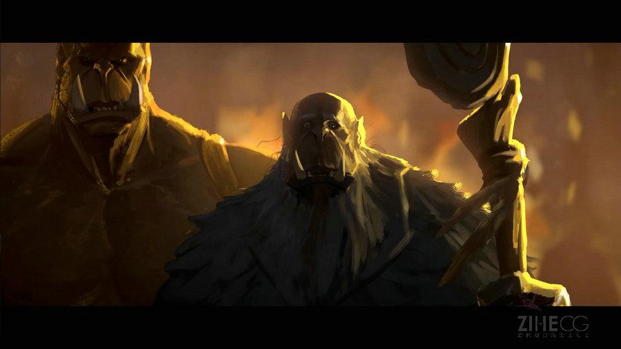 暴雪―魔兽世界军团短片动画