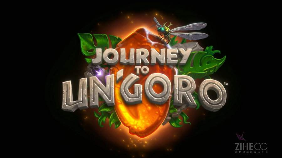 暴雪出品炉石传说Hearthstone- Journey to Un'Goro 2017 Cinematic Trailer