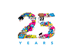 Cartoon Network 卡通网络 25周年LOGO演绎