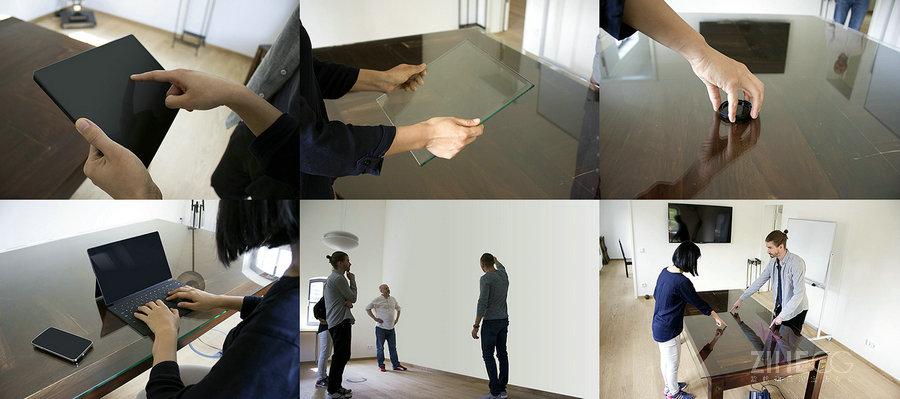 来自德国慕尼黑自学成才的交互设计艺术家Dennis Schäfer