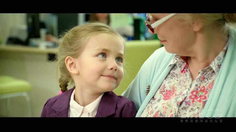 俄罗斯儿童产品 快消品 广告TVC 带水印