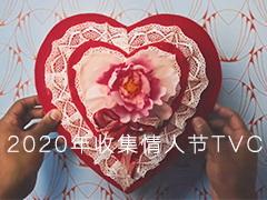 2020年收集情人节电视广告 Valentine's Day TVC