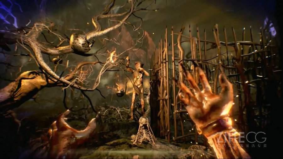 HD 2016 2017 各种游戏平台视频预告片 Top 10 Game Trailers 09