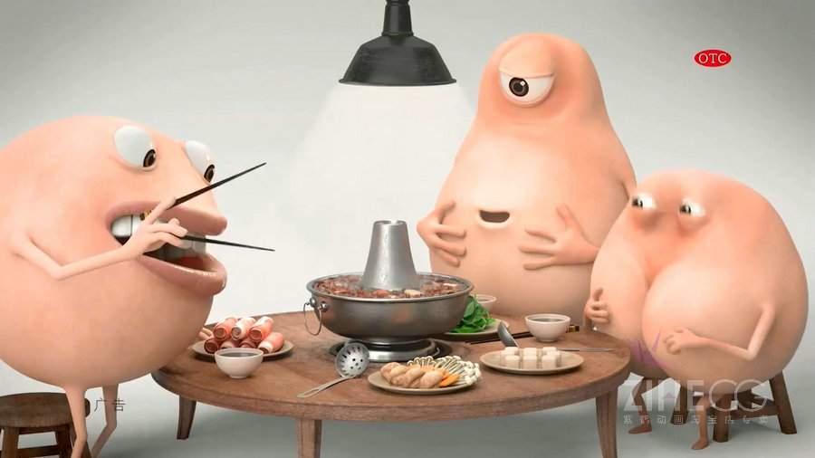 肛泰最新电视广告两则 Gangtai Bloody Rebirth & Hero Of Hot Pot