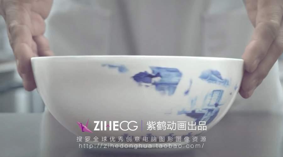 GE能源中国风瓷器广告TVC