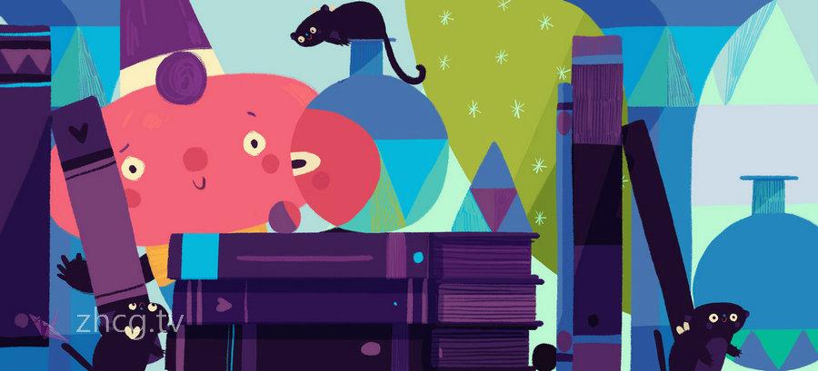 温哥华讲故事二维 扁平化动画团队Giant Ant