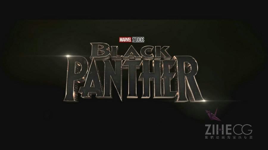 漫威影业Marvel全新力作《黑豹 Black Panther》预告片首发!