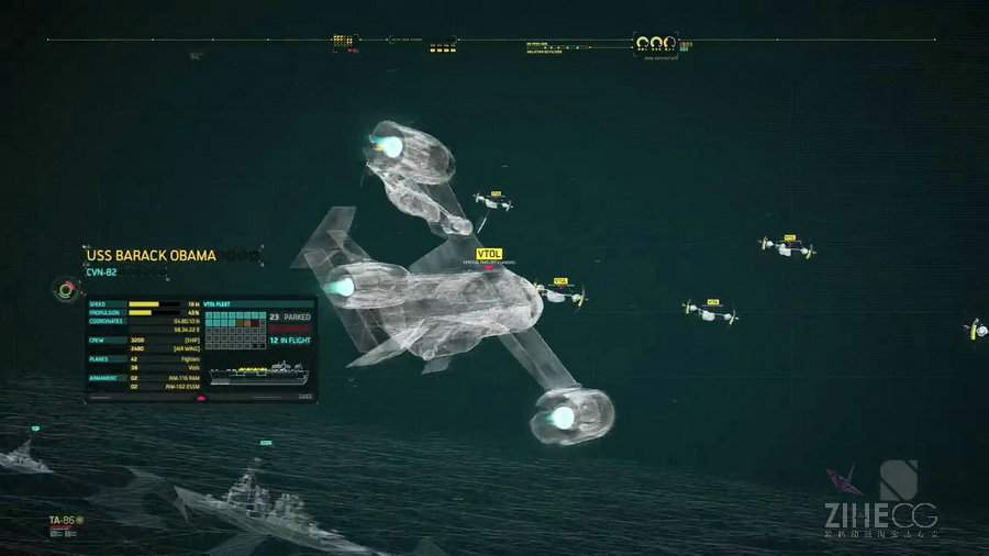 数据之美、界面设计、交互、军事、游戏DATA DESIGN, GUI HUD合集