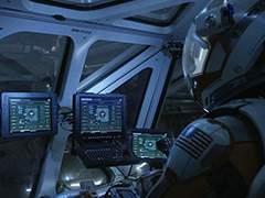 火星救援电影HUD UI设计 The Martian - UI Screen G