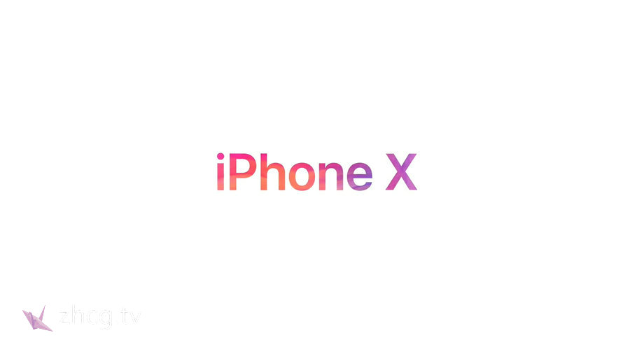 苹果新品官方视频合集 iPhone X&iPhone 8 Plus Apple Watch