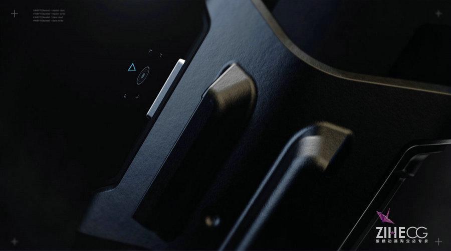 数码摄像头产品动画