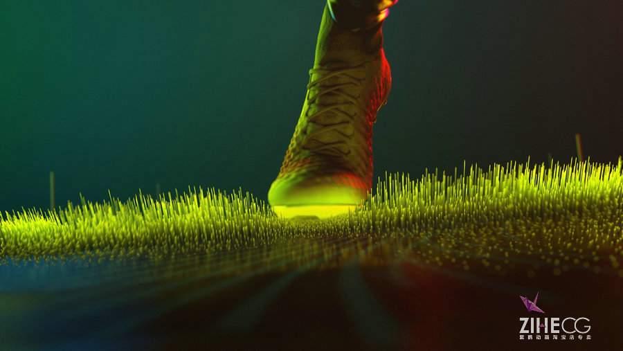耐克鞋最新炫彩广告